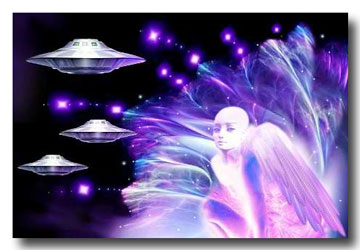 Angel-Guide-with-UFOs