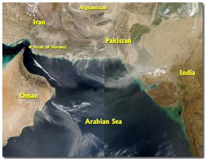 Arabian-Sea-NASA