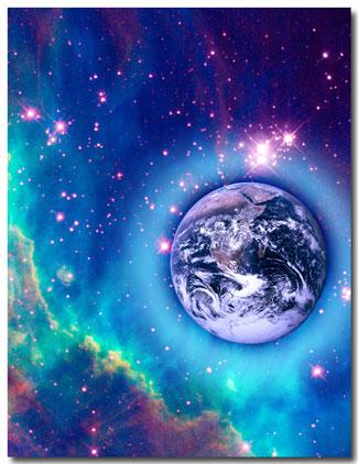 Earth-in-Large-Magellanic-C