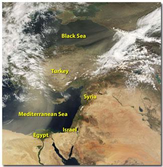 Eastern-Mediterranean