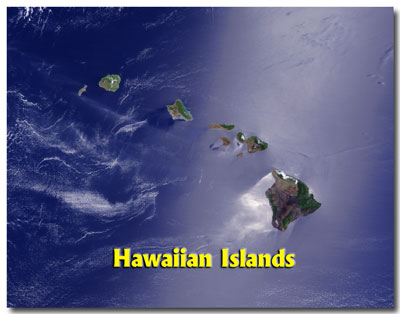 Hawaiian-Islands