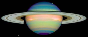 Infared-Saturn
