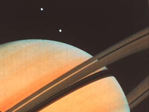 Saturn-NASA