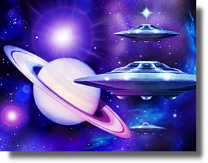 Saturnian-Ships