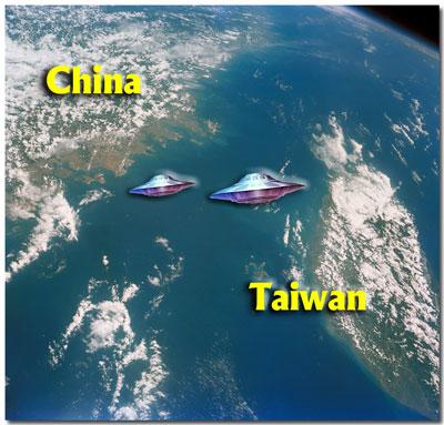 Taiwan-China-NASA